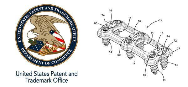 Anterior Cervical Plate Patent