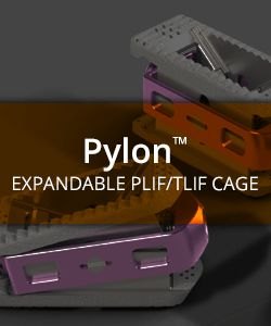 Pylon Expandable PLIF/TLIF Cage